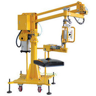 Vestil DSC-300-P Air Balance Jib Lifter - Portable-1