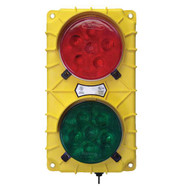 Vestil DTS-5-LED Led Lighted Dock Traffic System-1