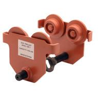Vestil E-MT-1 Low Profile Eye Manual Trolley - Push-1