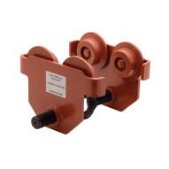 Vestil E-MT-2 Low Profile Eye Manual Trolley - Push-1