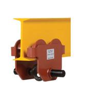 Vestil E-MT-4 Low Profile Eye Manual Trolley - Push-1