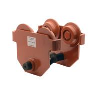 Vestil E-MT-6 Low Profile Eye Manual Trolley - Push-1