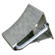 Vestil EALUM-7-HNDG Aluminum Wheel Chock With Hand Grip-1