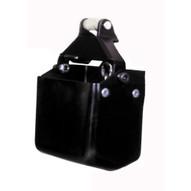 Vestil ECH-CC Electric Chain Hoist - Chain Container-2