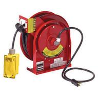 Vestil ECR-45-D Electric Cord Reel - Double Receptacle-1