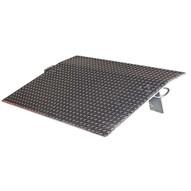 Vestil EH-3024 Aluminum Economizer Dockplate-2