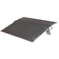 Vestil EH-3624 Aluminum Economizer Dockplate-2