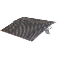 Vestil EH-5448 Aluminum Economizer Dockplate-1