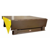 Vestil EH-710-30 Electric Hydraulic Dockleveler 30k 7 X 10 Ft-1