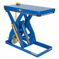 Vestil EHLT-2448-3-43-QS Electric Hydraulic Lift Table 3k 24 X 48-1