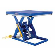 Vestil EHLT-4848-3-43-QS Electric Hydraulic Lift Table 3k 48 X 48-1