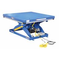 Vestil EHLT-4848-4-43-QS Electric Hydraulic Lift Table 4k 48 X 48-1