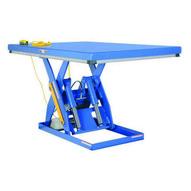 Vestil EHLT-4872-3-43-QS Electric Hydraulic Lift Table 3k 48 X 72-1
