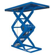 Vestil EHLTD-5-84 Double Leg Scissor Lift Table-1