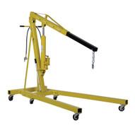 Vestil EHN-40-C Shop Crane Engine Hoist - Folding Legs-0