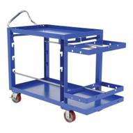 Vestil ELEC-2448-2 Electricians Wire Cart 24 X 48-3