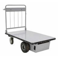 Vestil EMHC-2848-1 Electric Material Handling Cart 28 X 48 No Sides-1