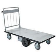 Vestil EMHC-2860-1 Electric Material Handling Cart No Sides-4