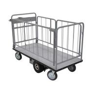 Vestil EMHC-2860-2 Electric Matl Hndl With Sides Cart 28 X 60-3