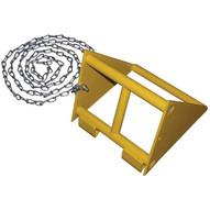 Vestil FAB-10 Fabricated Steel Wheel Chock-1