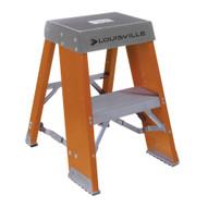 Vestil FBSS-4 Fiberglass Industrial Step Stand-1