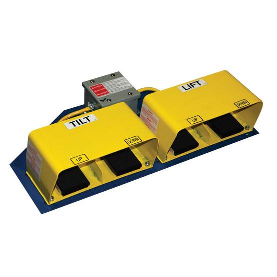 Vestil FC-4 Optional Four Pedal Foot Control-1