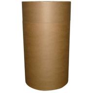 Vestil FDR-12 Round All-fiber Drum - 12 Gallons-1