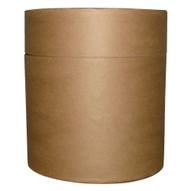 Vestil FDR-5 Round All-fiber Drum - 5 Gallons-1