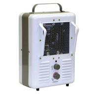Vestil FFH-118 Lightweight Portable Electric Heater-1