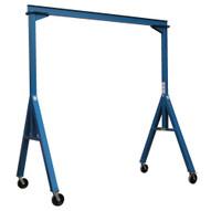 Vestil FHS-6-20 Fixed Height Steel Gantry Crane-2