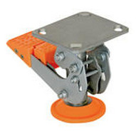 Vestil FL-LKH-5 Floor Lock Steelpoly 5-716 To 6-58 In-1