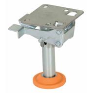 Vestil FL-LKL-4 Floor Lock Steelpoly 4-12 To 5-14 In-4