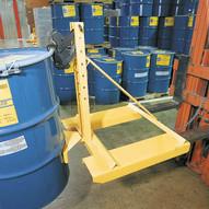 Vestil FMDL-850 Fork Mounted Drum Lifter-1