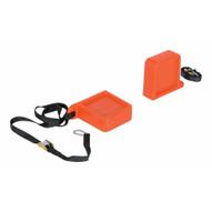 Vestil FPU-TK-45-OR Fork Tip Protector Thick Orange-3