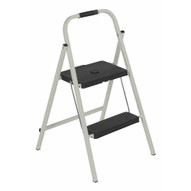 Vestil FSL-2-225 Fold-up 2 Step Ladder 225 Lb Capacity-2
