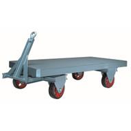Vestil FWST-512-10PNU Fifth Wheel Towable Trailer-1