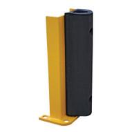 Vestil G8-18-B Structural Rack Guard W Rubber Bumper-1