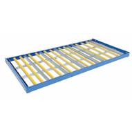 Vestil GFL-9648 Pallet Rack Gravity Flow Shelf 96 X 48-2