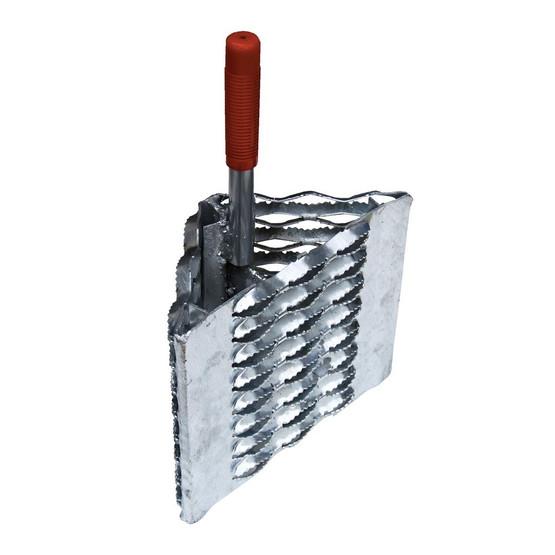 Vestil GWC-10 Serrated Steel Wheel Chock-4