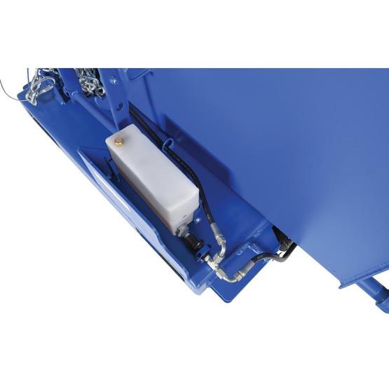 Vestil H-DAMP-4 H-style Hopper Option- Flow Control-1