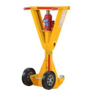 Vestil H-LO-J-BEAM Trailer Stabilizing Jack- Hydraulic Beam-1