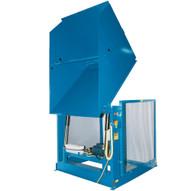 Vestil HBD-2-48 Electric hydraulic Box Dumper-1