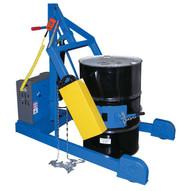 Vestil HDC-305-84 Hydraulic Drum Carrier Rotator Boom-1