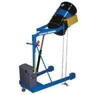 Vestil HDC-305-96-AC Hydraulic Drum Carrier Rotator Boom-1