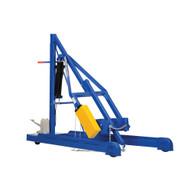 Vestil HDC-305-96 Hydraulic Drum Carrier Rotator Boom-5