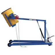 Vestil HDC-450-60 Hydraulic Drum Stacker-1