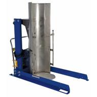 Vestil HDD-60-10-S-SSC Stationary Hyd Drum Dumper 1k 60 In W Ss Chute-1