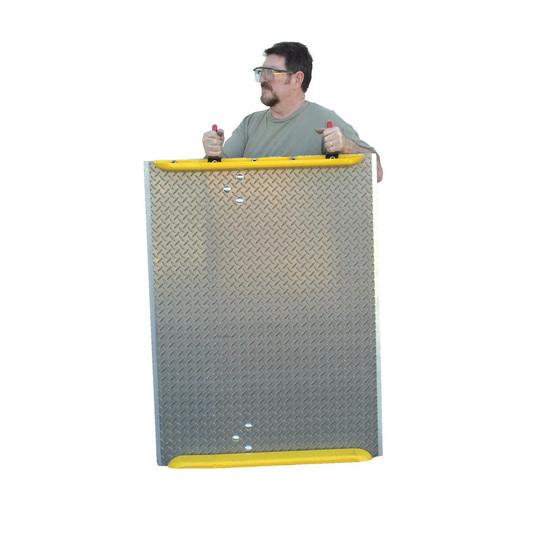 Vestil HDL Dockboard Option - Handle Kit-1