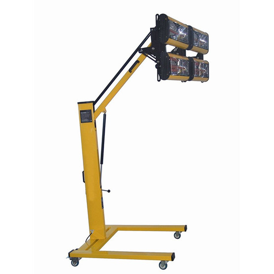 Vestil HEAT-S1 Portable Adjustable Infrared Heater-1