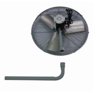 Vestil HPCR-30-I High Performance Circular I-beam Fan-1